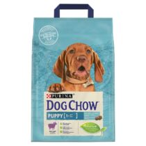 Purina Dog Chow Puppy Bárány 2,5kg