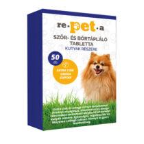 Repeta szőr- és bőrtápláló tabletta kutyák részére 50x