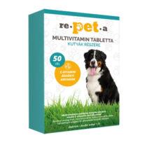 Repeta multivitamin tabletta kutyák részére 50x