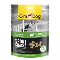 GimDog sport snacks bárány 150g