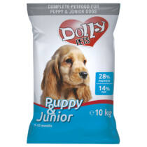 Dolly Junior Száraz Kutyaeledel 10kg