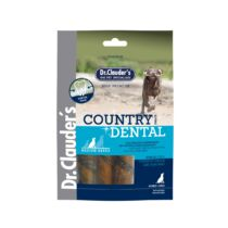 Dr.Clauders Jutalomfalat Country Dental Halbőr 100g