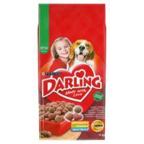 Darling Száraz Kutya Marha+Zöldség 15kg
