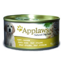 Applaws Dog Konzerv Puppy csirke 95g
