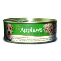 Applaws Dog Konzerv Csirke és bárány aszpikban 156g