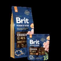 Brit Premium by Nature Medium Adult 15kg