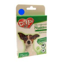 Dolly Natural Bolha és kullancsriasztó nyakörv kutyák részére kék 75cm