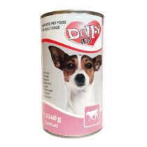 Dolly Dog Konzerv Borjú 1240g