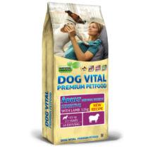 Dog Vital Adult Sensitive Medium Breeds Lamb 12kg