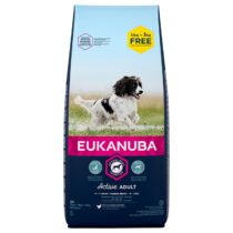 Eukanuba Adult Medium 18kg