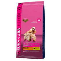 Eukanuba Adult Medium Breed Weight Control 15kg