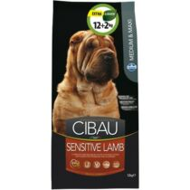 Cibau Sensitive Lamb Medium/Maxi 12+2kg Promo