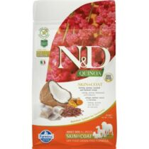 N&D Dog Quinoa Skin&coat Hering 800g