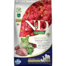 N&D Dog Quinoa Digestion Bárány 2,5kg