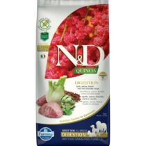 N&D Dog Quinoa Digestion Bárány 7kg