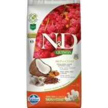 N&D Dog Quinoa Skin&coat Hering 7kg