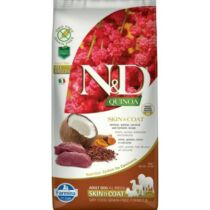 N&D Dog Quinoa Skin&coat Vadhús 7kg