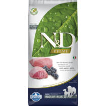 N&D Dog Prime bárány&áfonya adult medium&maxi 12kg