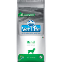 Vet Life Natural Diet Dog Renal 2kg
