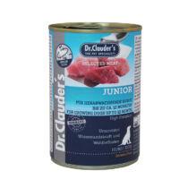 Dr.Clauders Konzerv Selected Meat Junior 400g HU