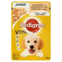 Pedigree Alutasakos Junior Csirke 100g