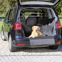 Autó Csomagtartóba Védőhuzat 1.64×1.25m fekete
