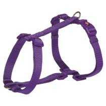 Hám H Premium L 60-87cm/25mm violet