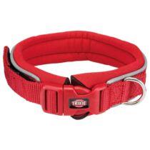 Nyakörv Premium neoprém L 48–55 cm/30 mm, piros