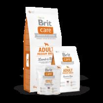 Brit Care Hypoallergen Adult Medium Lamb & Rice 12kg