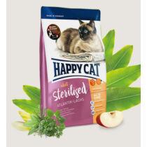 Happy Cat Fit & Well Adult Sterilised Lazac 4 kg