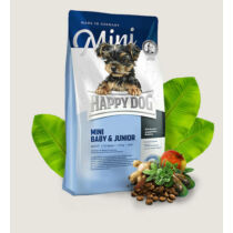 Happy Dog Supreme Adult Mini baby & junior 4kg