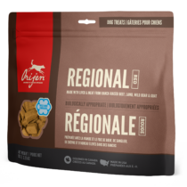 Orijen freeze dried regional red - jutalomfalat 92g