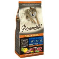 Primordial Grain Free Adult bárány és tonhal 12kg