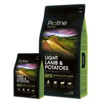 Profine 15kg Adult LIGHT Lamb kutyatáp Bárány