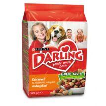 Darling Száraz Kutya Szárnyas+Zöldség 500g