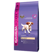 EUKANUBA PUPPY LAMB & RICE 12KG