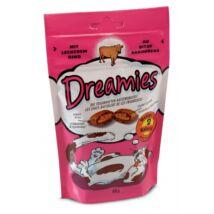 Dreamies Jutalomfalat Marha 60g