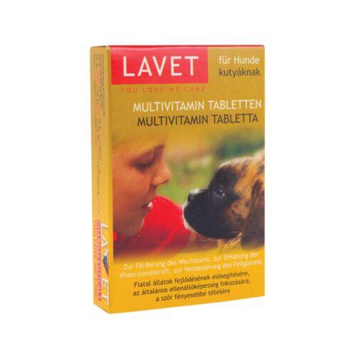 Lavet Multi tabletta kutya