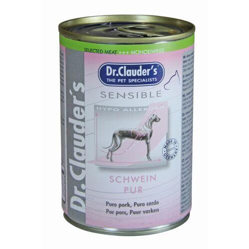 Dr.Clauders Konzerv Selected Meat Sensible Sertés Pure 400g