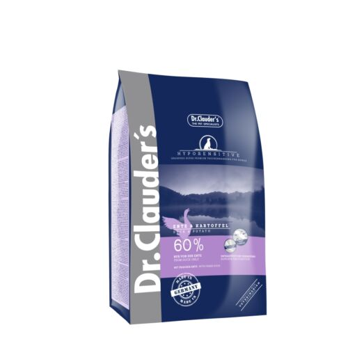 Dr.Clauders Adult Hyposensitive Kacsa&Burgonya 3,5kg