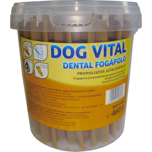 Jutalomfalat Dog Vital Dental Fogápoló / Propolisszal És Vaniliával 460g