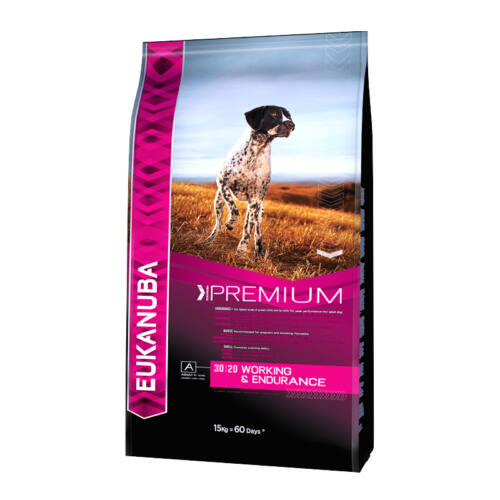 Eukanuba Working & Endurance All Breeds 15kg