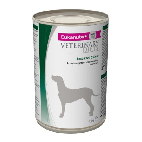 Eukanuba Evd Restricted Calories Konzerv 400g