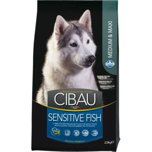 Cibau Sensitive Fish Medium/Maxi 2,5kg