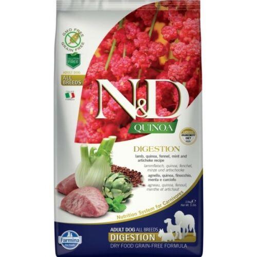 N&D Dog Quinoa Digestion Bárány 2,5kg