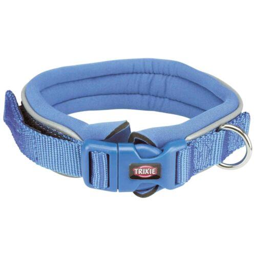 Nyakörv Premium neoprém M 35–40 cm/25 mm, király kék