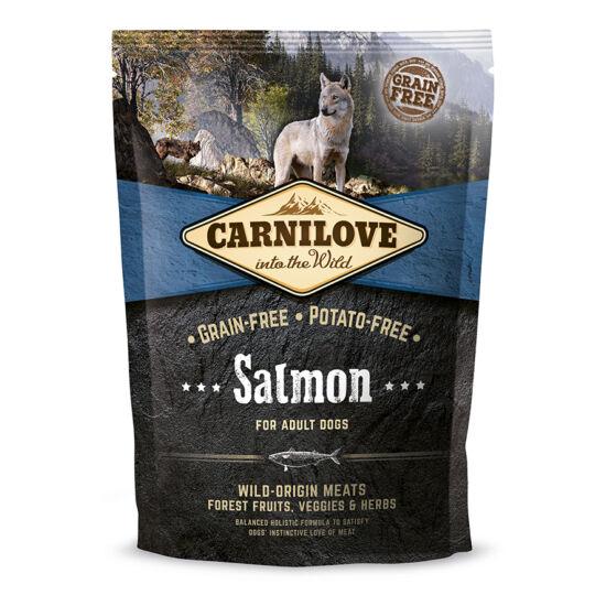 CarniLove Adult Lazac 1,5kg