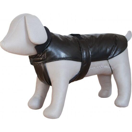 Kutyaruha Bélelt Bőr 30cm Barna
