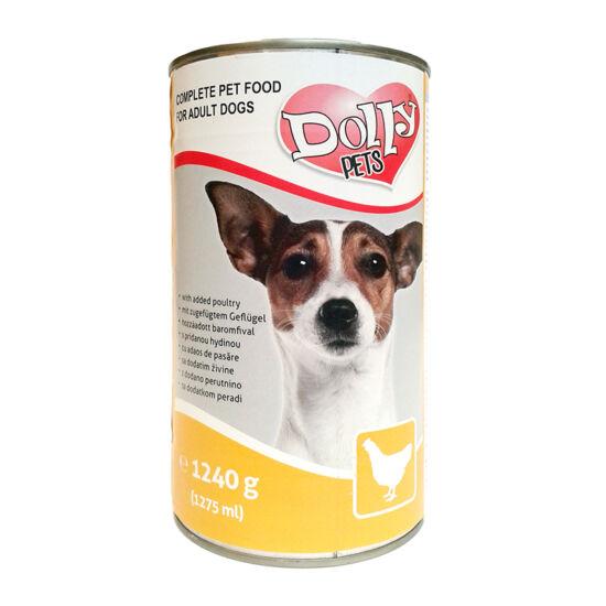 Dolly Dog Konzerv Baromfi 1240g