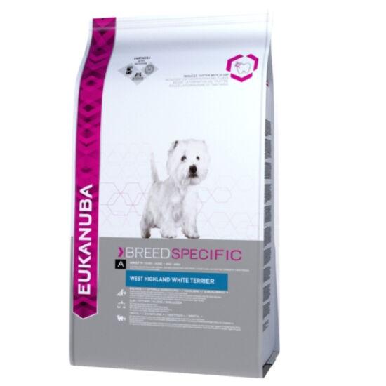 Eukanuba Breed West Highland Terrier  2,5kg